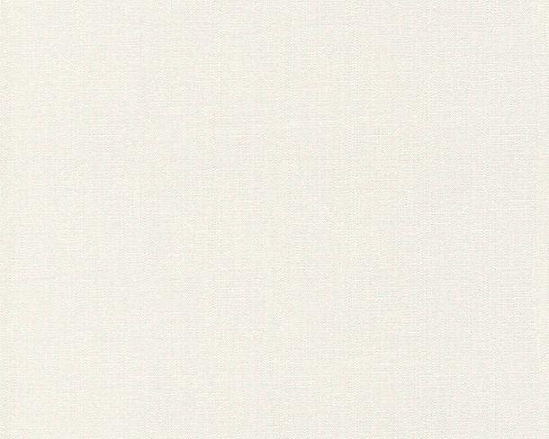 Tapete Vlies Struktur Einfarbig weiß 37268-1 online kaufen