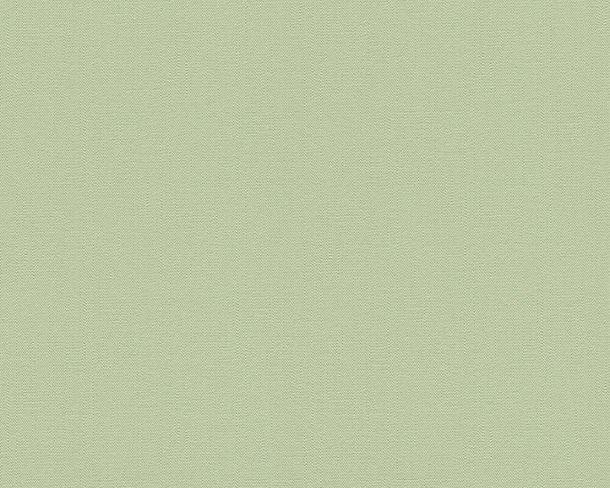 Tapete Vlies Struktur Einfarbig grün 37268-5