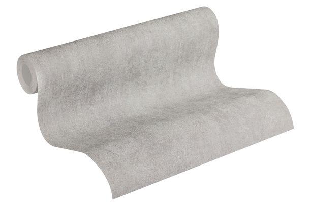 Tapete Vlies New Walls Einfarbig Struktur grau 37418-2 online kaufen