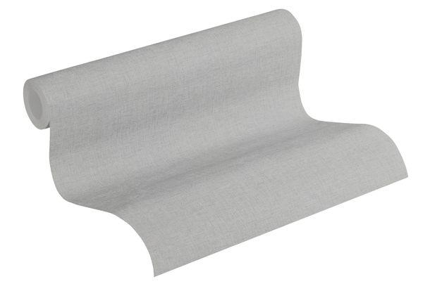 Tapete Vlies Einfarbig meliert grau anthrazit 37430-4 online kaufen
