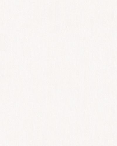 Tapete Vlies Uni Textil-Design weiß-grau Marburg 31721