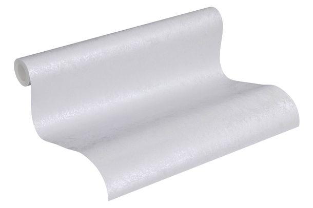 Tapete Vlies meliert Einfarbig grau Glanz 30423-4 online kaufen