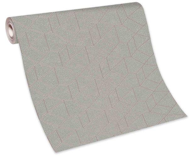 Tapete Vlies 10062-02 grafisches Design grau beige  online kaufen
