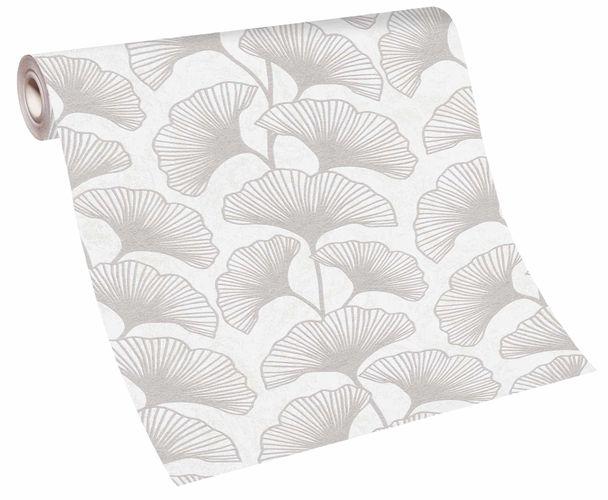 Tapete Vlies 10064-14 Blätter-Design creme taupe  online kaufen