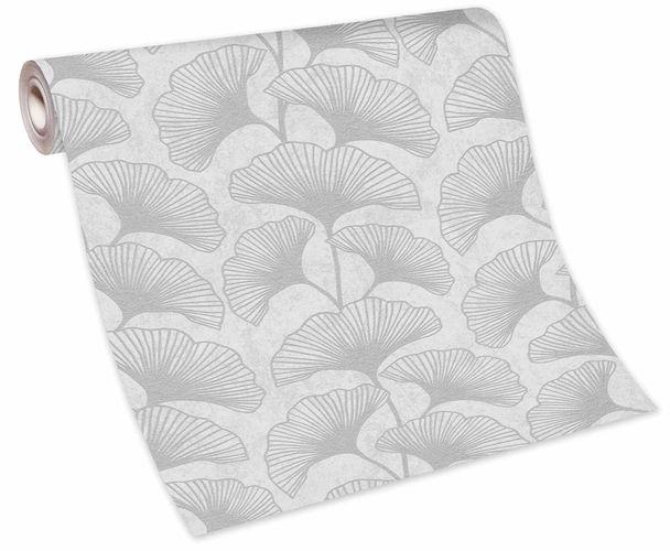 Tapete Vlies 10064-31 Blätter-Design cremegrau  online kaufen