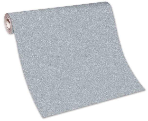 Tapete Vlies Einfarbig Struktur silber 10079-29