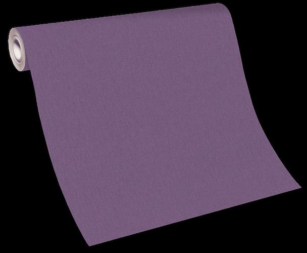 Tapete Vlies Einfarbig lila 10072-09