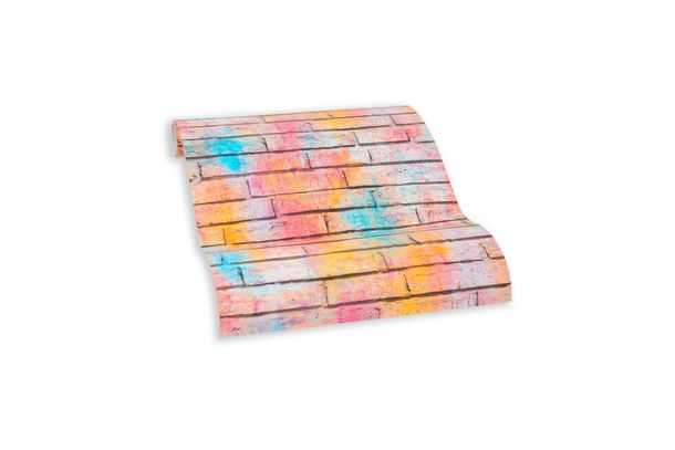 Wallpaper self-adhesive colourful graffiti 368371 online kaufen