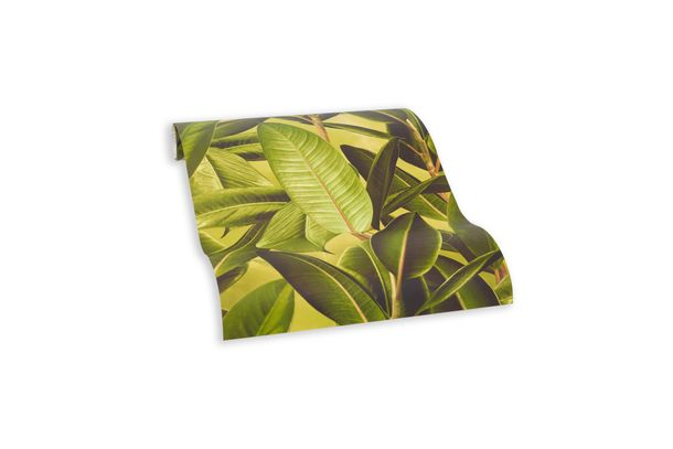Wallpaper self-adhesive green leaf floral 368531 online kaufen
