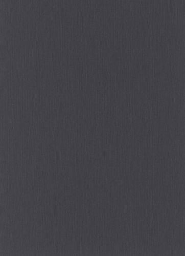 Tapete Vlies Einfarbig schwarz 10080-15 Instawalls 2