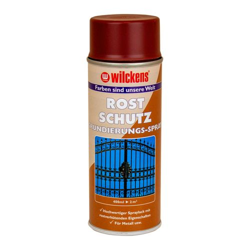 Wilckens rust protection primer spray paint red-brown 400 ml