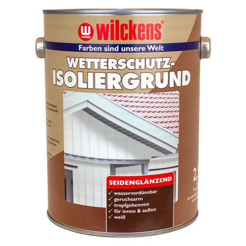 Wilckens Weather Protection Insulating Primer White PAWI 9010 2,5 L
