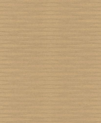 Non-Woven Wallpaper Rhombus Graphic gold Metallic 298672