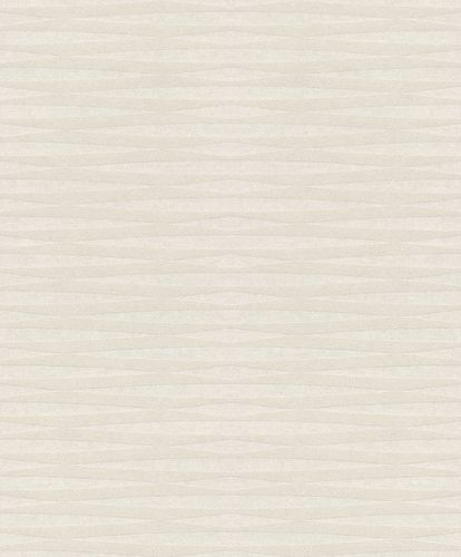 Tapete Vlies Rauten Grafisch Beige metallic 298719