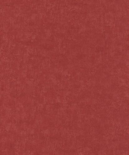 Tapete Vlies Einfarbig Struktur rot Rasch Textil 298856
