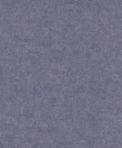 Non-Woven Wallpaper Plain Structure blue 298870
