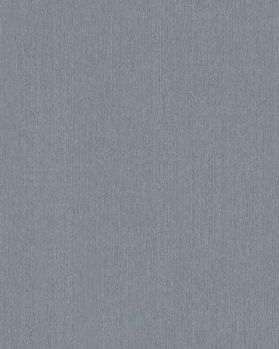 Tapete Vlies Streifen Uni grau-silber Marburg 32269