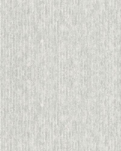 Tapete Vlies Blockstreifen grau-weiß silber Marburg 32268 online kaufen