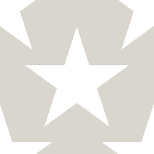 Tapete Vlies greige weiß Sterne 072123