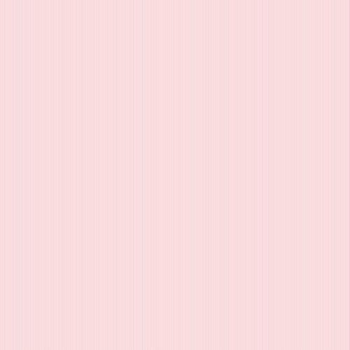 Tapete Vlies weiß pink Streifen fein 072032