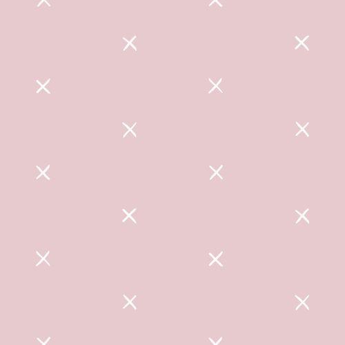 Tapete Vlies Kinderzimmer 139069 X-Design rosa weiß online kaufen