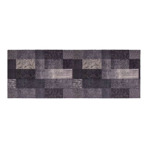 Küchenläufer Küchenteppich Ornament Mosaik waschbar