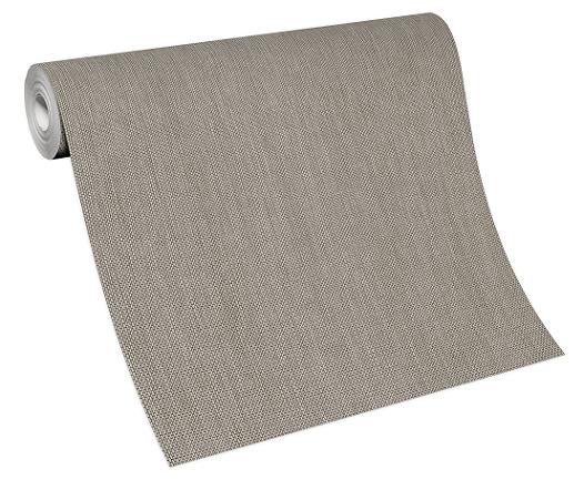 Tapete Vlies 6309-10 Strukturiert Einfarbig grau