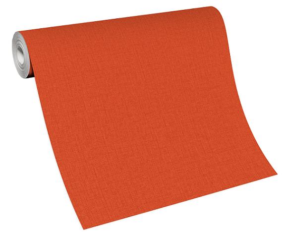 Tapete Vlies 10140-04 Einfarbig rot