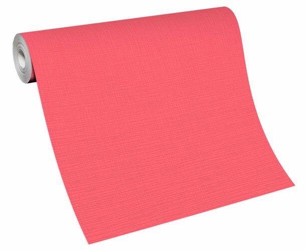 Tapete Vlies Einfarbig Struktur pink 13082-06