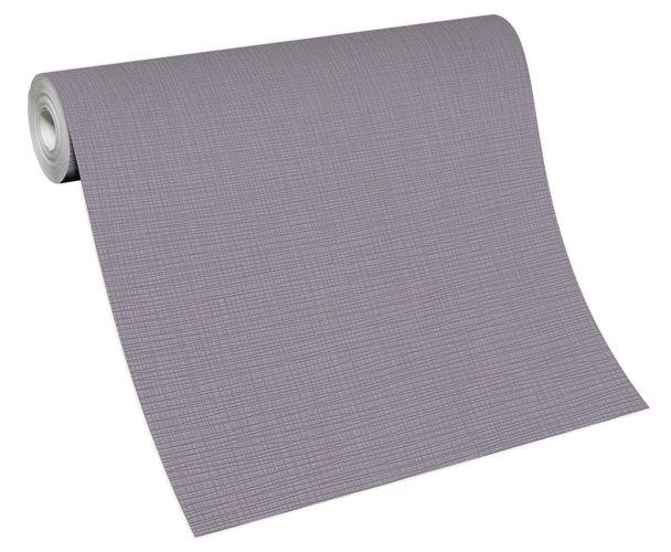 Tapete Vlies Einfarbig Struktur grau 13082-15