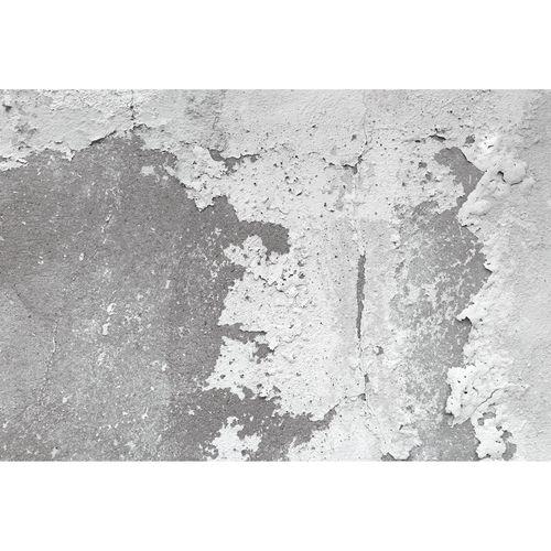 Premium Fototapete Vlies Mauer Putz Shabby grau weiß