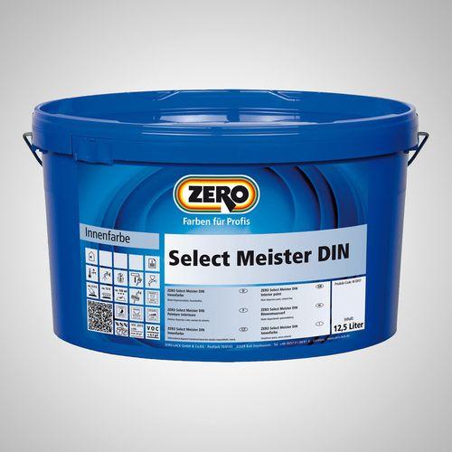 ZERO Select Meister DIN 12,5 l Innenfarbe