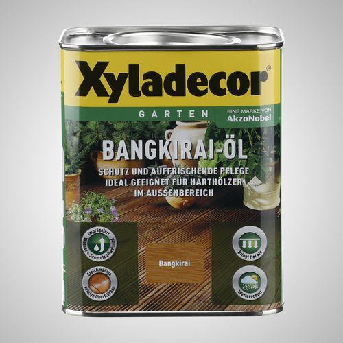 Xyladecor Bangkirai-Öl 750 ml mit UV-Schutz