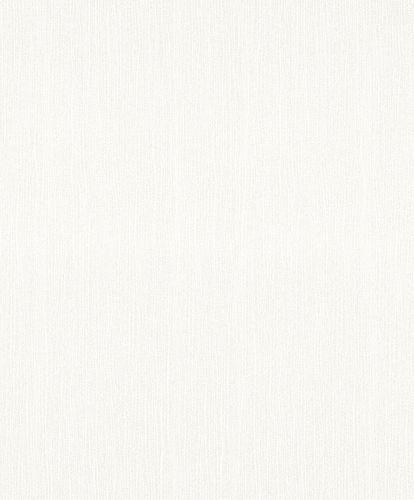 Non-Woven Wallpaper Sand Grain Stripes white Gloss 32503