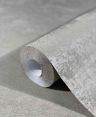 Non-Woven Wallpaper Sand Grain Plain greige Gloss 32510