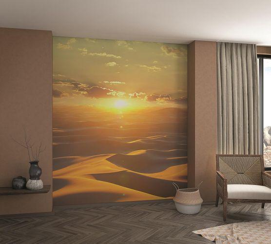 Photo Wallpaper Digital Print Dunes Desert brown 32545