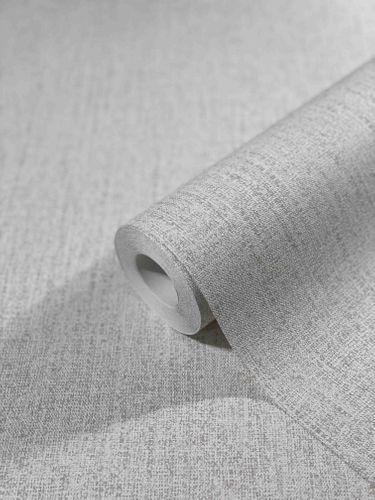 Tapete Vlies Textil-Design Einfarbig greige 32666