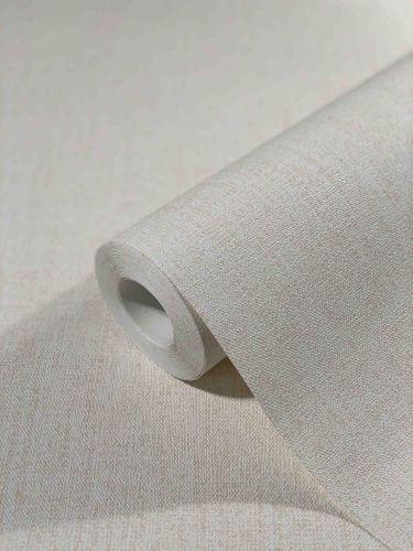 Tapete Vlies Textil-Design Einfarbig gelb-beige 32667