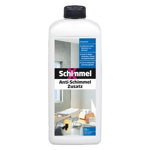 SchimmelX Anti-Schimmel-Zusatz 1,0 l Langzeitschutz