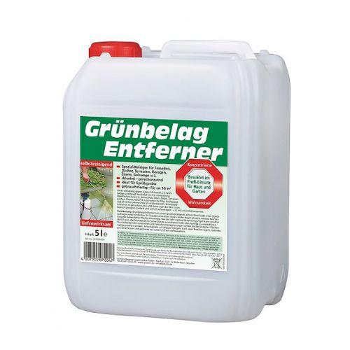 Pufas Grünbelag-Entferner Chlorfrei 5 Liter