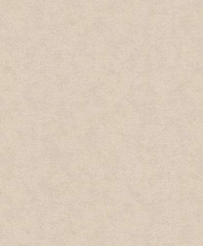 Tapete Vlies Textil-Optik grau-beige Metallic 32428