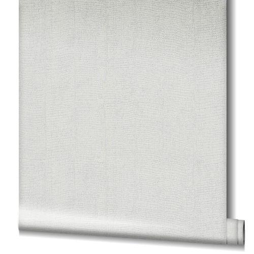 Non-Woven Wallpaper Structure Glitter greige 81796