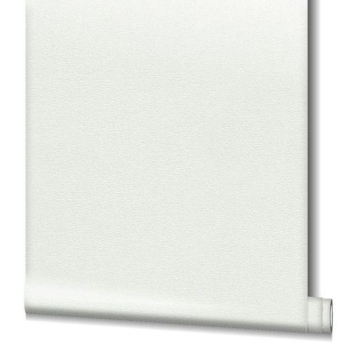 Non-Woven Wallpaper Plain Structure light green 82226