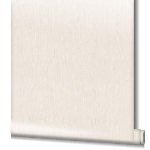 Non-Woven Wallpaper Structure Stripes beige Gloss 82235