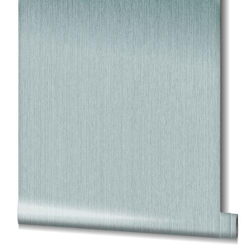 Tapete Vlies Gestreift Struktur grau-blau 32841