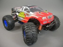 RC Monstertruck   MAD TRUCK   4WD 1:10 RTR