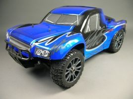 HSP Short Course Truck Brushless 1:8 2,4 GHz RTR
