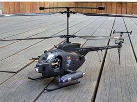 Helikopter Defender 3-Kanal mit Gyro