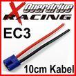 EC3 Buchse mit 10cm Kabel für z.b. Li-Po