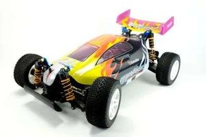 Buggy  HBX Modell 2007  M 1:10 / 27 Mhz / RTR